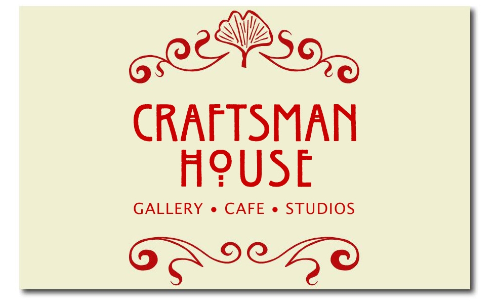 Welcome to Craftsman House Gallery • Cafe • Studios